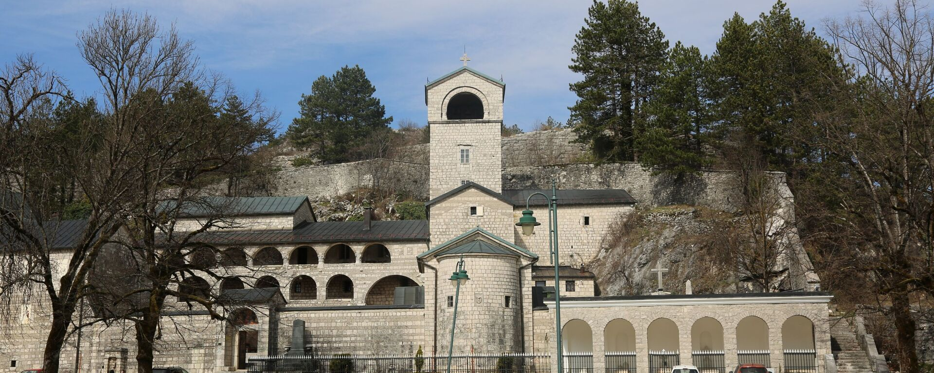 Цетињски манастир - Sputnik Србија, 1920, 24.08.2021