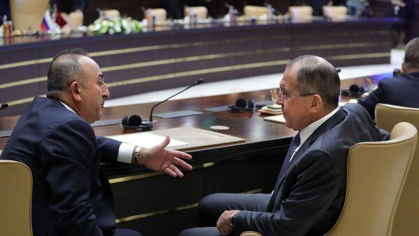 Vizit prezidenta RF V. Putina v Turciю - Sputnik Srbija