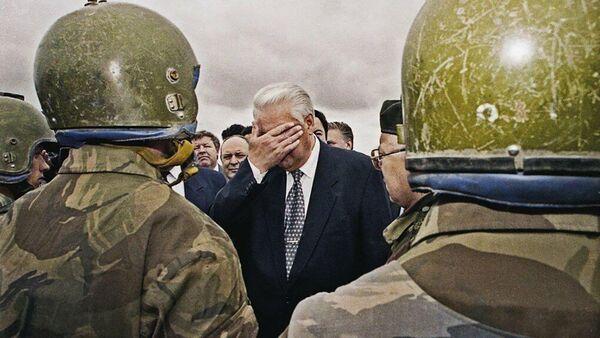 Boris Jeljcin - Sputnik Srbija