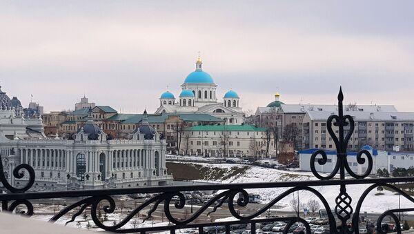 Kazanj, treća prestonica Rusije - Sputnik Srbija