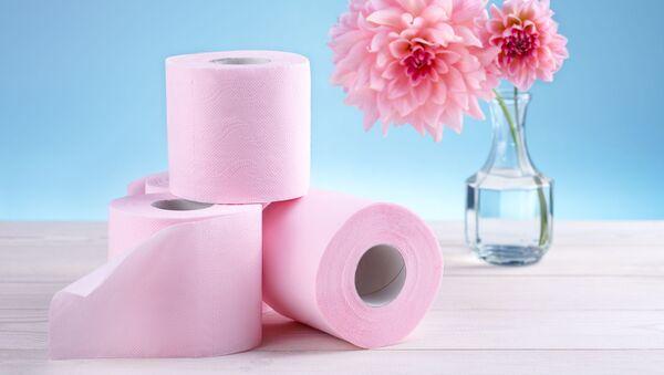 Roze toalet-papir - Sputnik Srbija