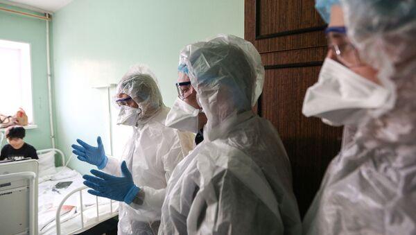 Centar za medicinsku pomoć u Murmansku - Sputnik Srbija