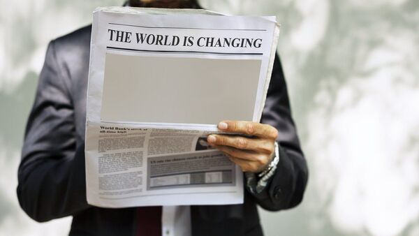 Свет се мења, илустрација - Sputnik Србија