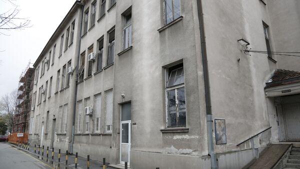 Klinika za infektivne bolesti Kliničkog centra Srbija - Sputnik Srbija