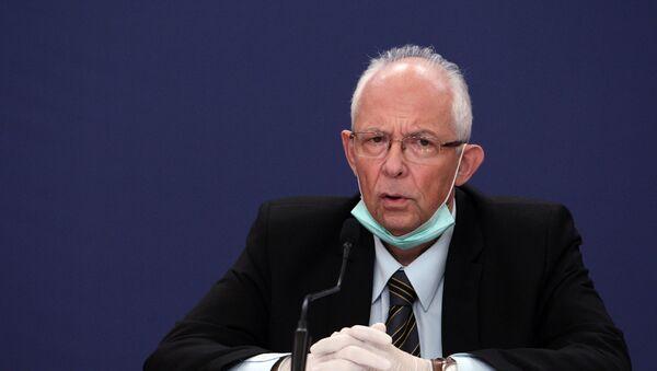 Епидемиолог др Предраг Кон - Sputnik Србија