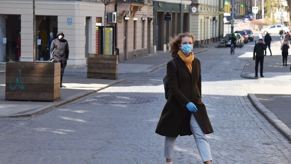 Шетање у доба епидемије вируса корона - Sputnik Србија