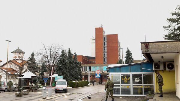 Bolnica u Valjevu - Sputnik Srbija