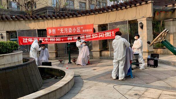 Radnici u Kini - Sputnik Srbija