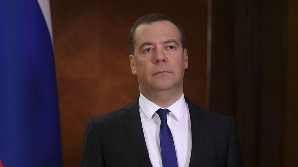 Zamenik predsednik Saveta bezbednosti Rusije Dmitrij Medvedev - Sputnik Srbija