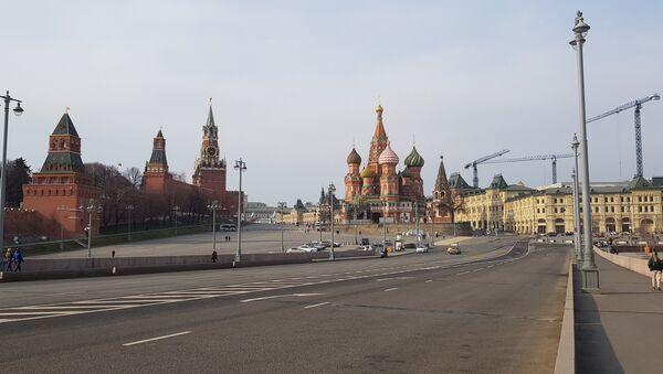 Улица у Москви - Sputnik Србија