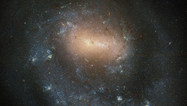 Галактика NGC 4618 в созвездии Гончие Псы - Sputnik Србија