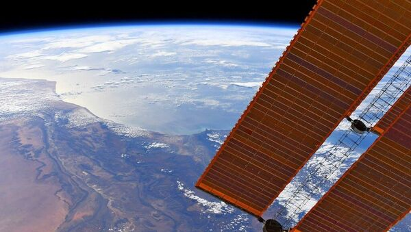 Vid na Zemlю s MKS - Sputnik Srbija