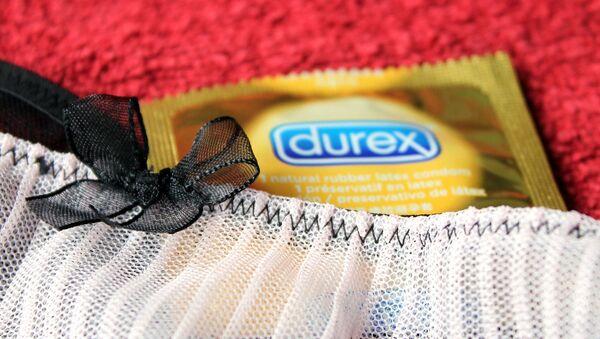 Паковање презерватива - Sputnik Србија