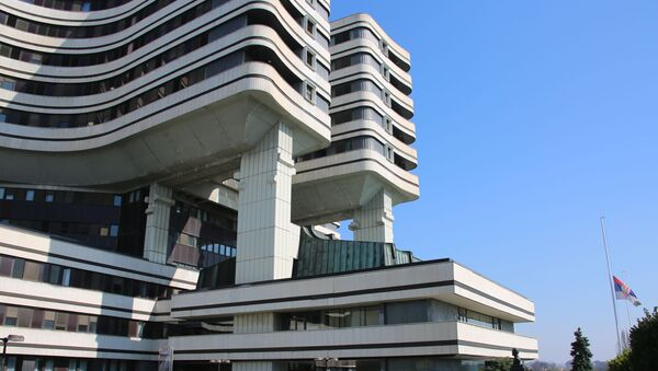 Zgrada VMA - Sputnik Srbija