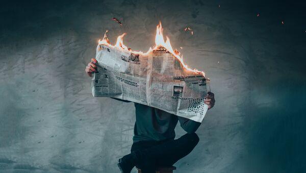 Лажна вест - илустрација - Sputnik Србија