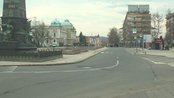 Policijski čas u Kruševcu - Sputnik Srbija