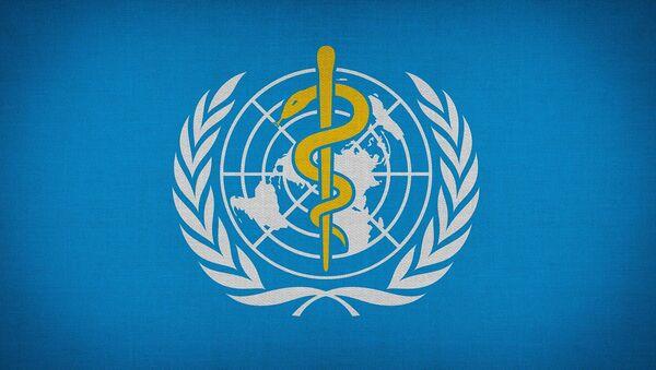 Logo Svetske zdravstvene organizacije (SZO) - Sputnik Srbija