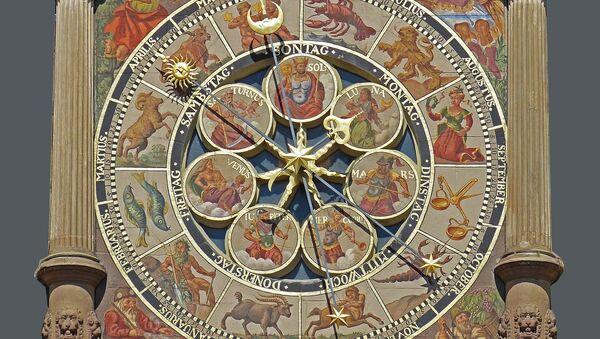 Astronomski sat u Hajlbronu - Sputnik Srbija