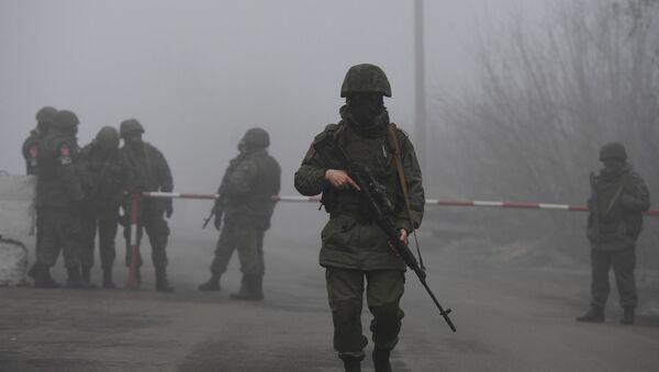 Обмен военнопленными между ДНР, ЛНР и Украиной в Донецкой области - Sputnik Србија
