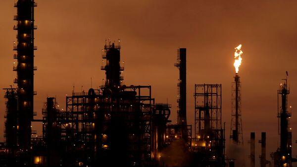 Naftna rafinerija u Meksiku - Sputnik Srbija