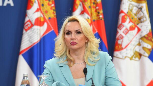 Дарија Кисић Тепавчевић - Sputnik Србија