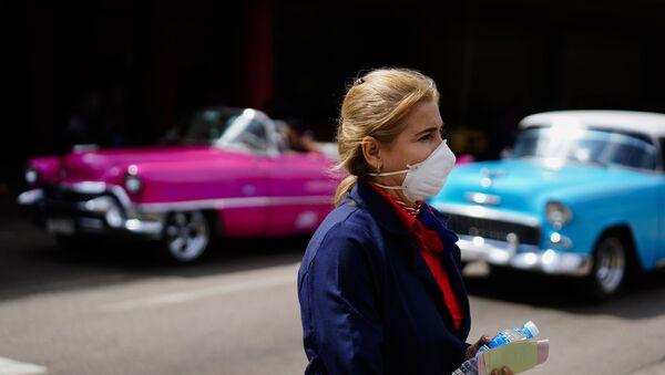 Kuba u vreme epidemije virusa korona - Sputnik Srbija