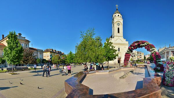 Smederevo - Sputnik Srbija