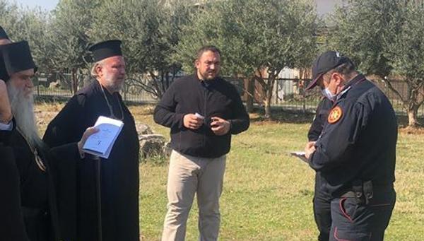 Полиција ЦГ уручује позив на информативни разговор митрополиту Амфилохију и свештеницима - Sputnik Србија