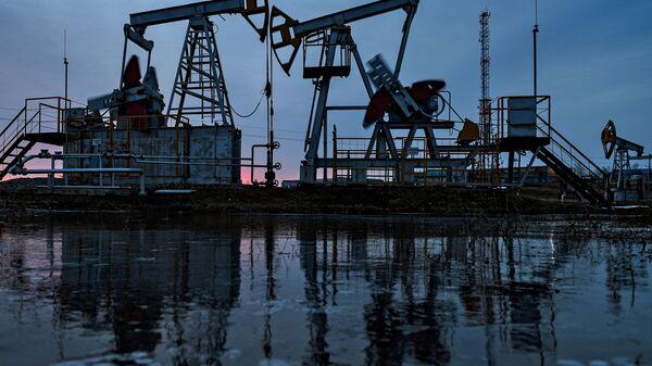 Нафтне пумпе у Татарстану - Sputnik Србија