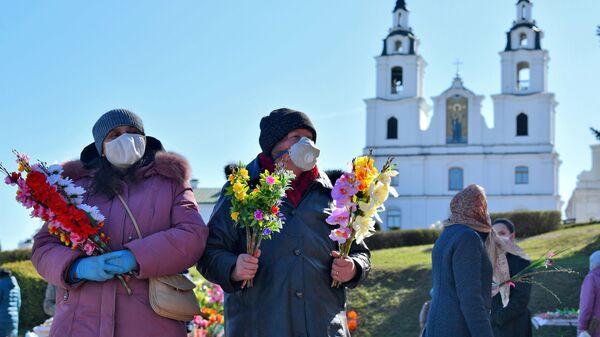 Pravoslavlje u Belorusiji - Sputnik Srbija
