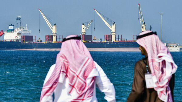 Нафтни танкери у Саудијској Арабији - Sputnik Србија