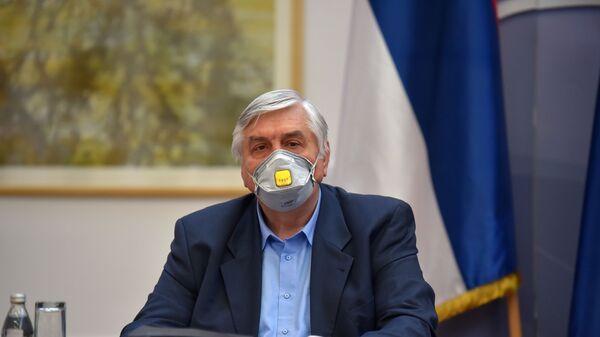 Епидемиолог Бранислав Тиодоровић - Sputnik Србија
