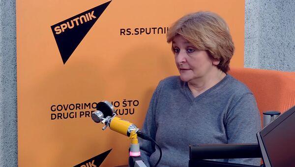 Danica Grujičić - Sputnik Srbija
