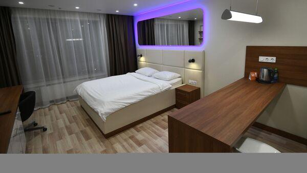 Apartman u hotelu u Moskvi - Sputnik Srbija