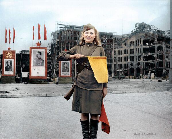 Редов Љуба Розенова у Берлину. - Sputnik Србија