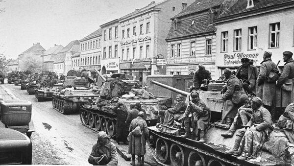Ofanziva sovjetskih snaga u Nemačkoj, 1945. godina - Sputnik Srbija