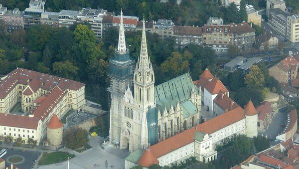 Загребачка катедрала - Sputnik Србија