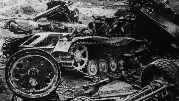 Bitka kod Kurska, 23. avgust 1943. godine - Sputnik Srbija
