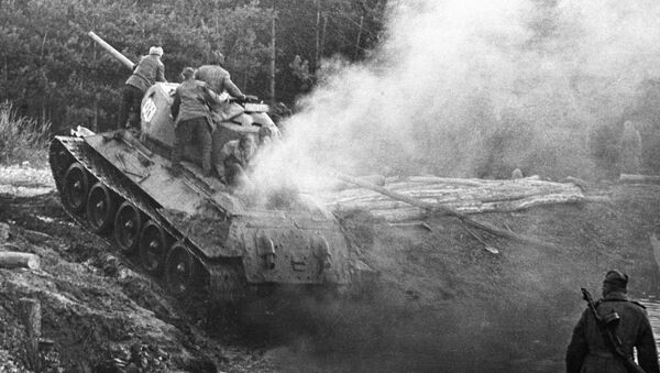 Ofanziva Crvene armije na Berlin - Sputnik Srbija