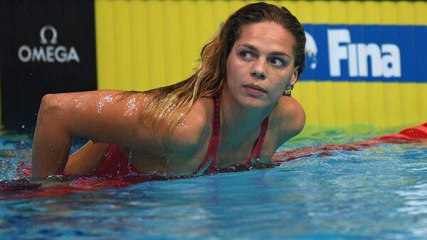Julija Jefimova, plivačica, svetska šampionka - Sputnik Srbija