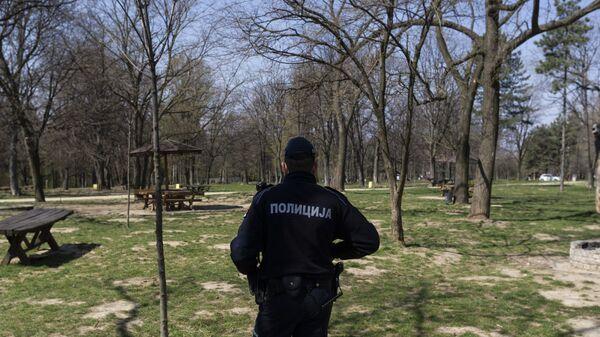 Полиција Србија - Sputnik Србија