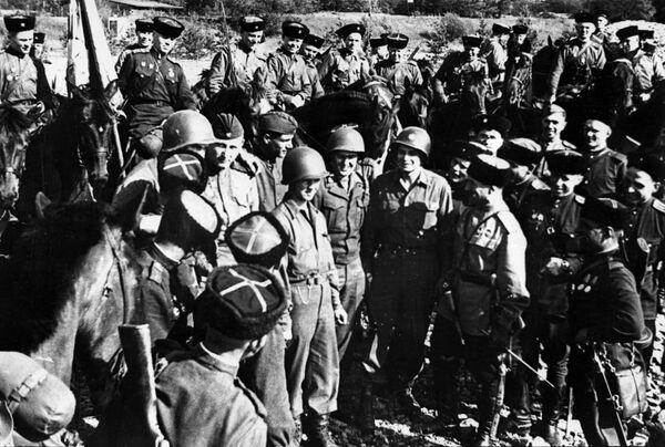 Ofanziva na Berlin: Bitka koja je značila kraj nacističke Nemačke - Sputnik Srbija