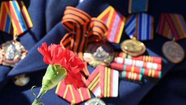 Mедаље ветерана Великог отаџбинског рата - Sputnik Србија