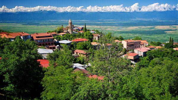 Grod Signahi u Kahetiji, Gruzija - Sputnik Srbija