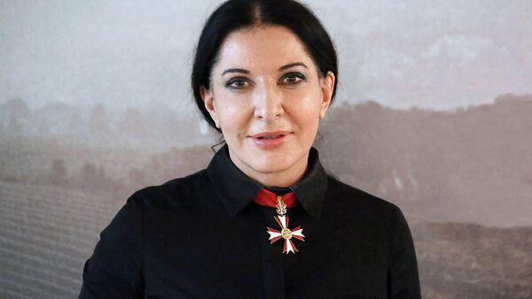 Marina Abramović - Sputnik Srbija