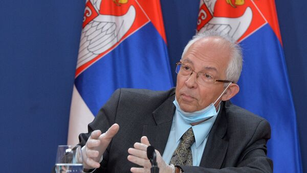 Predrag Kon - Sputnik Srbija
