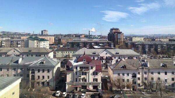 Панорама Улан-Удеа  - Sputnik Србија