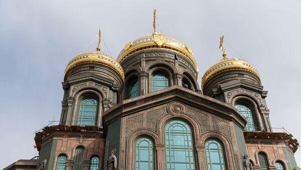 Glavni hram oružanih snaga Rusije - Sputnik Srbija