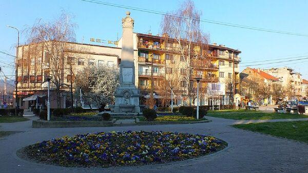 Vlasotince, park u centru grada - Sputnik Srbija