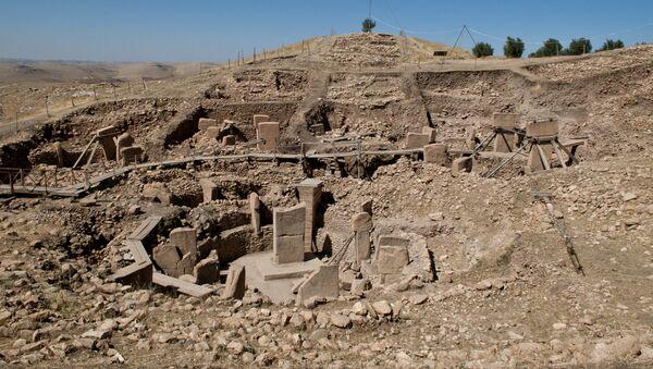 Археолошки локалитет Гобекли Тепе у Турској - Sputnik Србија
